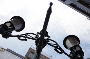 鍛冶屋町街灯