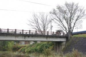 飛騨一ノ宮の橋