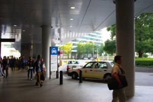 名古屋駅タクシー乗り場
