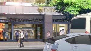 花咲くいろは第18話より DAIWA