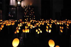 竹原街灯り4